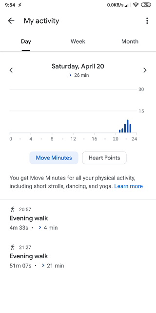 Step Counter or Pedometer Apps for Android 1