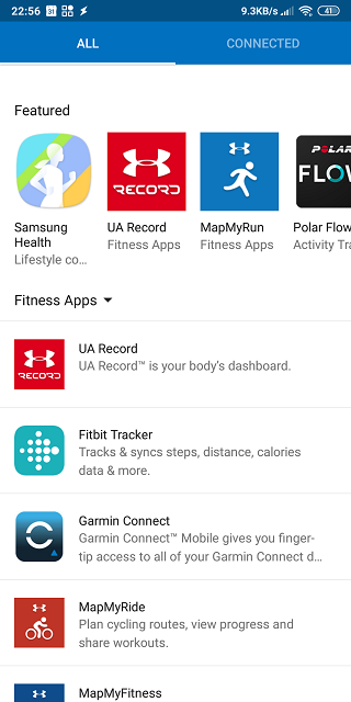 Step Counter or Pedometer Apps for Android 8