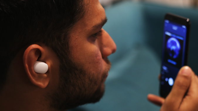 xiaomi mi airdots are comfortable to wear throughout the day