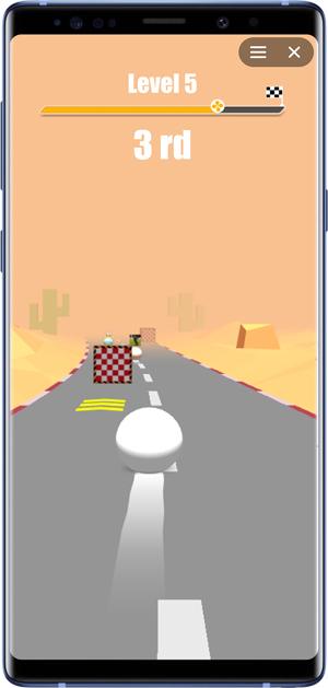 best facebook messenger games- balls 3d rush