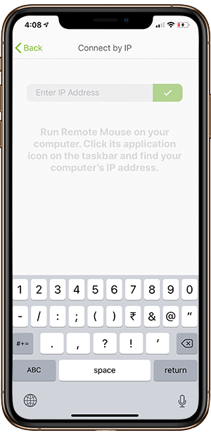 How to Use iPhone as Mouse for Mac (And Keyboard) | TechWiser