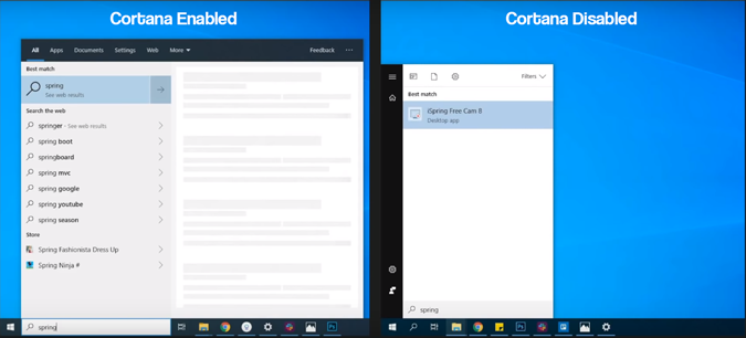 cortana-enable-vs-disable