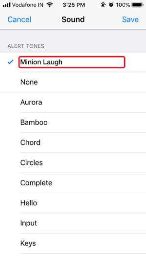 whatsapp custom notification- final