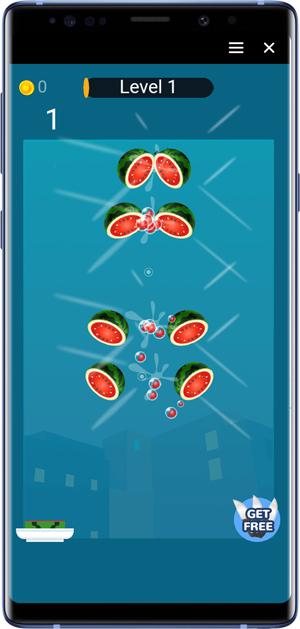 best facebook messenger games- fruit