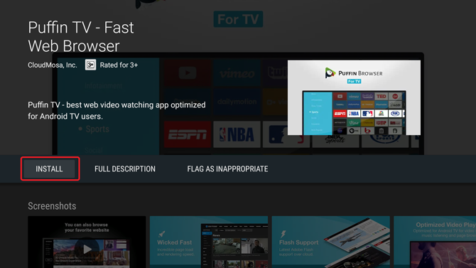 How to Install Chrome Browser on Android TV | TechWiser