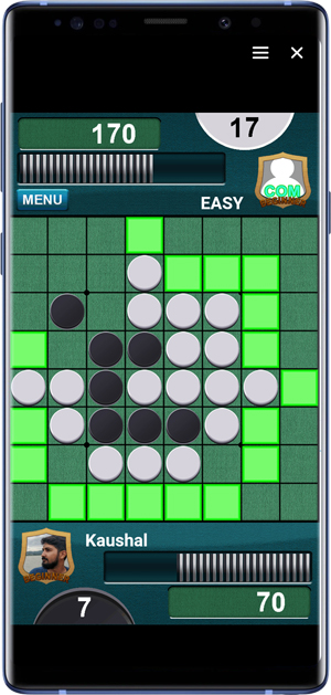 best facebook messenger games- othello