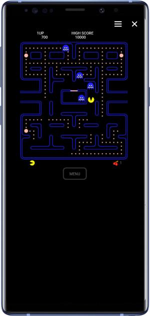 best facebook messenger games- pacman