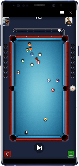 best facebook messenger games- pool