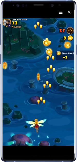 best facebook messenger games- everwing