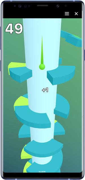 best facebook messenger games- drop