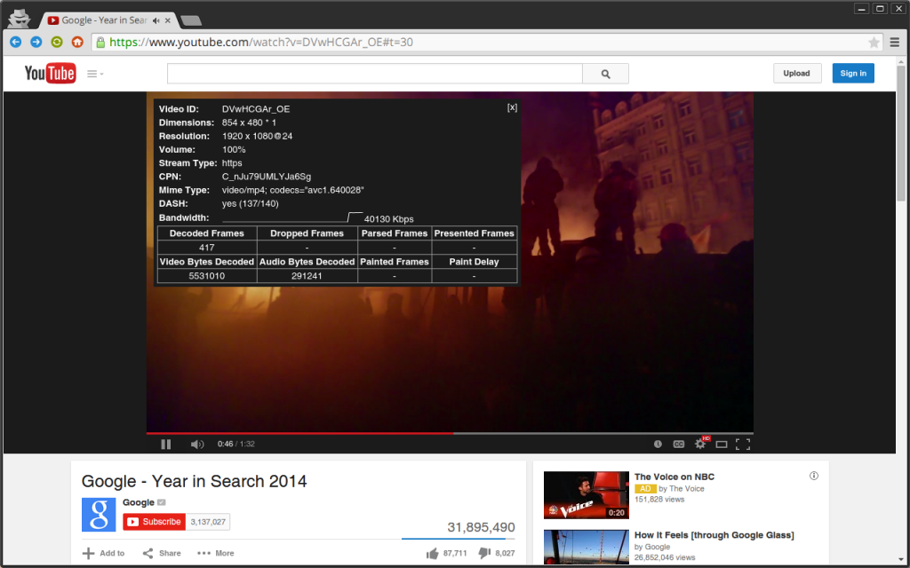 youtube extension 04 - h264ify