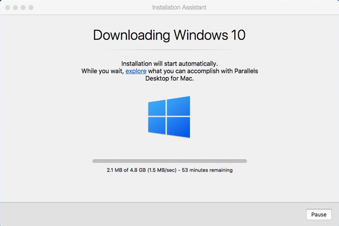 download Netflix on a mac- downloading windows