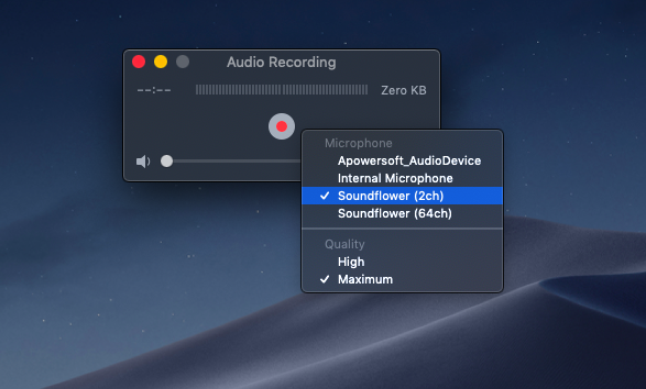 How Do I Record Streaming Audio on My Mac | TechWiser