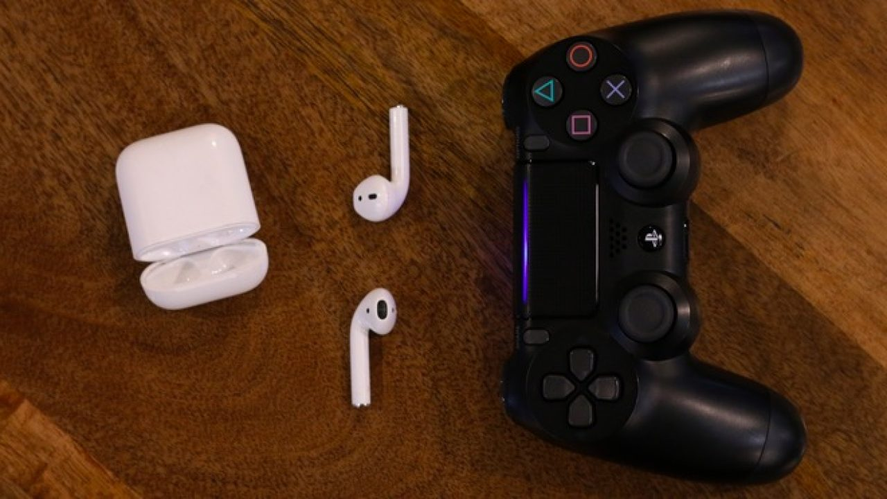 How To Connect Airpods To Ps4 Or Any Bluetooth Headphones Techwiser