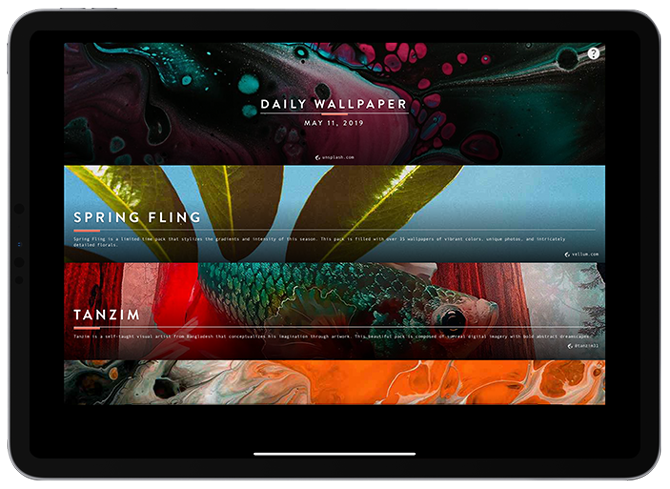 10 Places To Get Amazing Wallpapers For Ipad Pro Techwiser