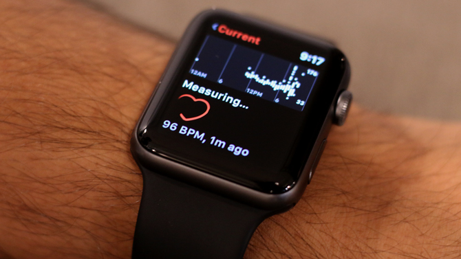 check Heart rate on Android and iPhone- measuring