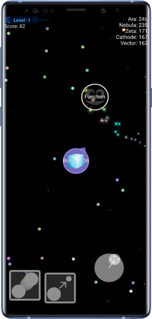 best Slither.io Alternative- nebula