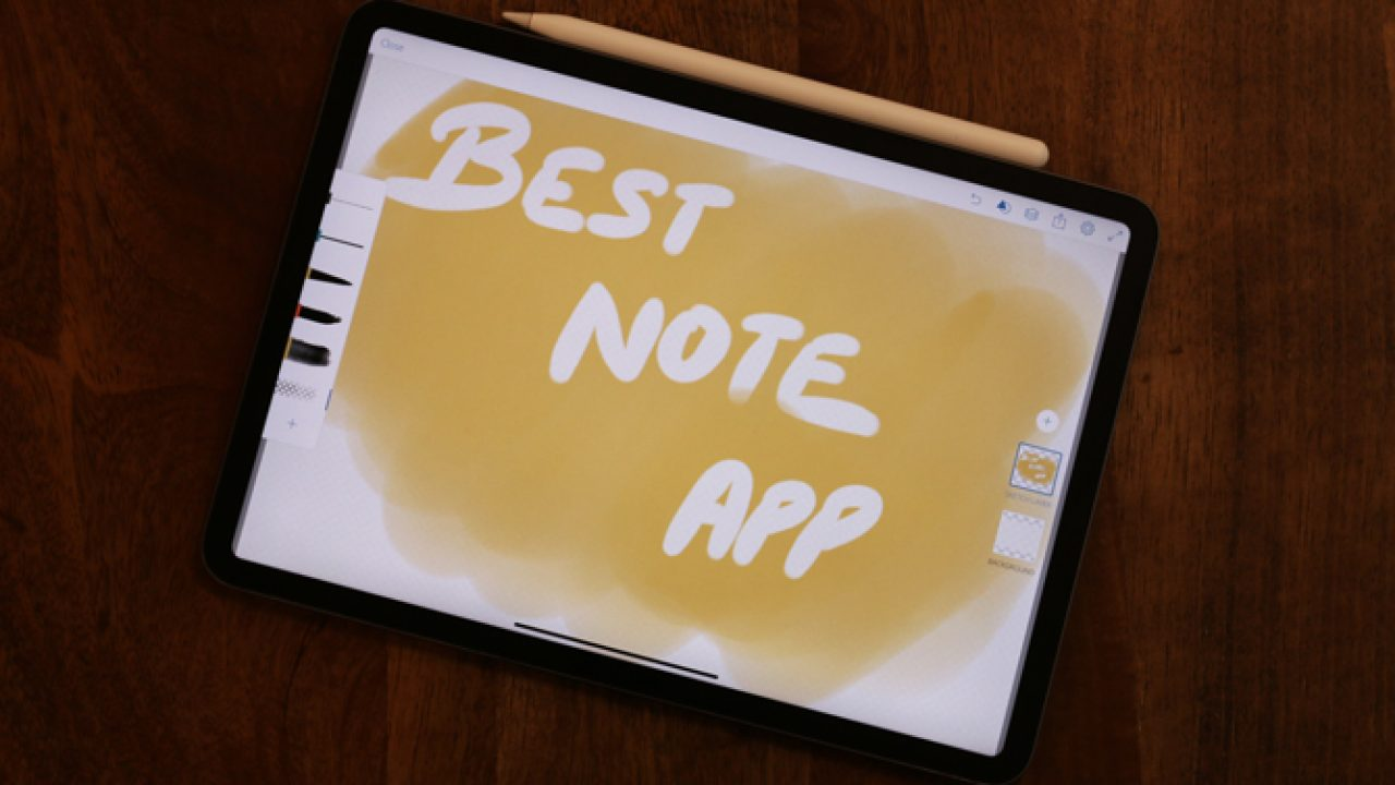 Best Note Taking Apps For iPad Pro 2019 | TechWiser