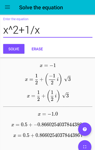 Calculator N+