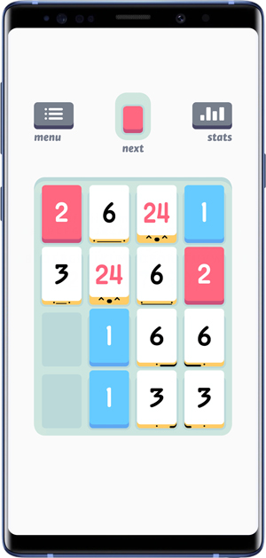 2048 alternative- threes