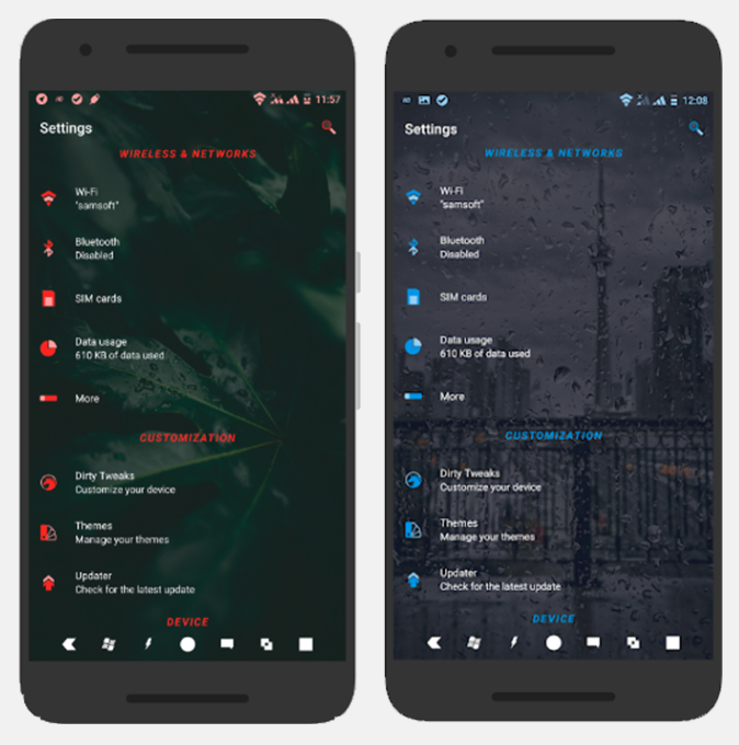 Best Substratum Themes for your Rooted Android phone | TechWiser