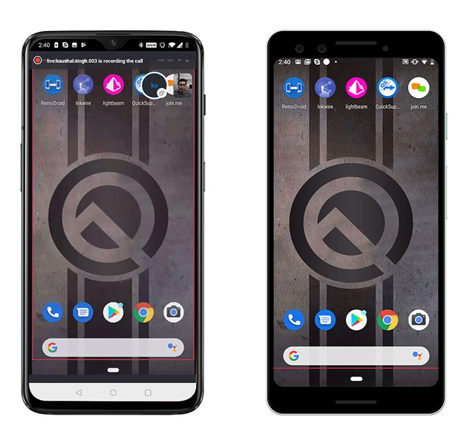 Top 5 Android to Android Screen Share Apps | TechWiser