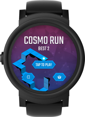 weros games- Cosmo Run