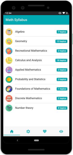 math learning apps- sangaku math theory