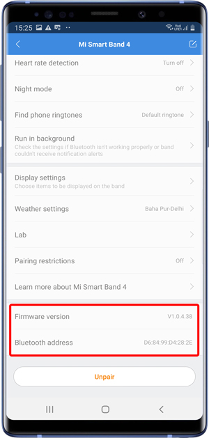 You Can Also Use Mi Band 4 to Control Your Android's Camera | TechWiser