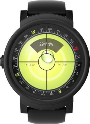 compass level