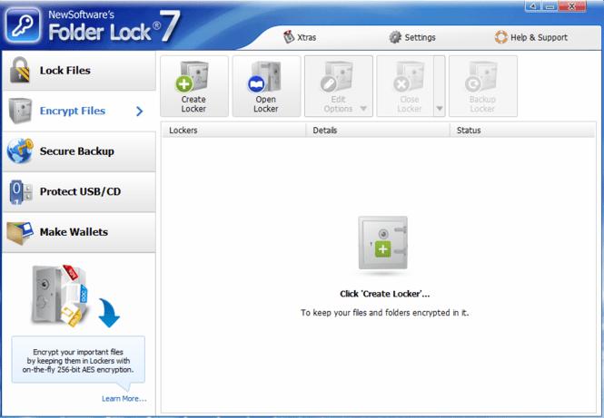 folder locker apps windows 10 9
