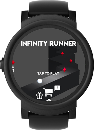 sentry is non only meant for of import notifications together with wellness tracking Got an Android Watch? Here Are Few Games You Can Play
