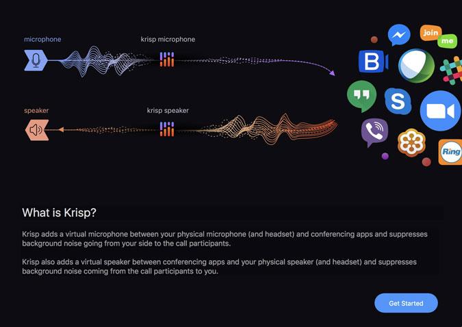 Krisp Noise Cancellation App Review: Does It Mute Background Noise