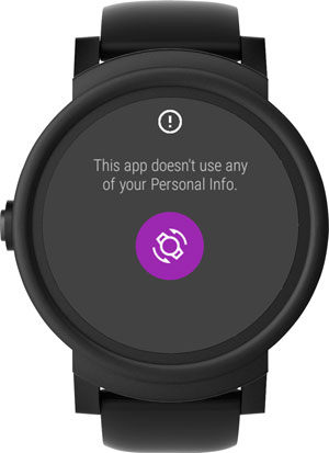 lefty app android watch apps-