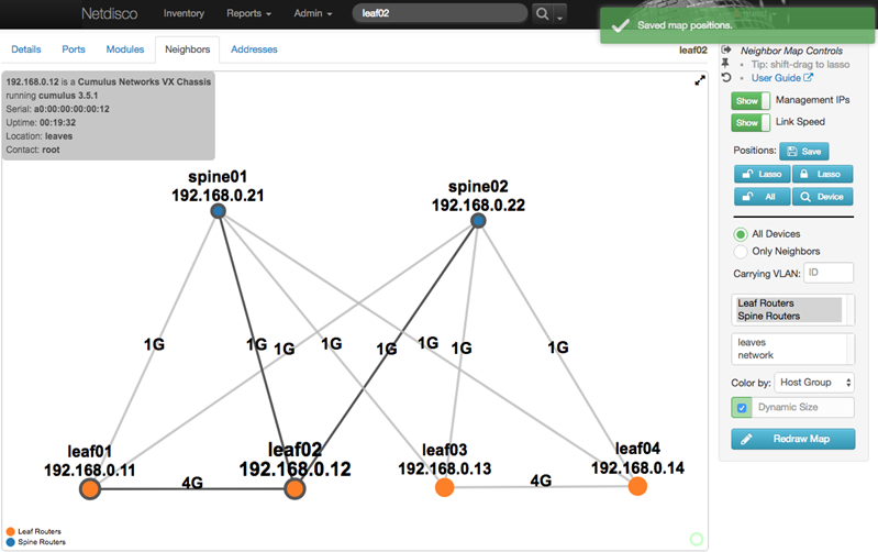 6 Best Open Source Network Mapping Software | TechWiser