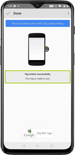 How to Program NFC Tags - Step by Step Guide With Example