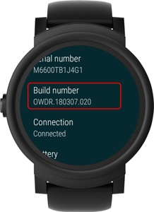 build-number