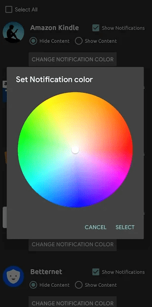 LED Light Notifications Apps 7