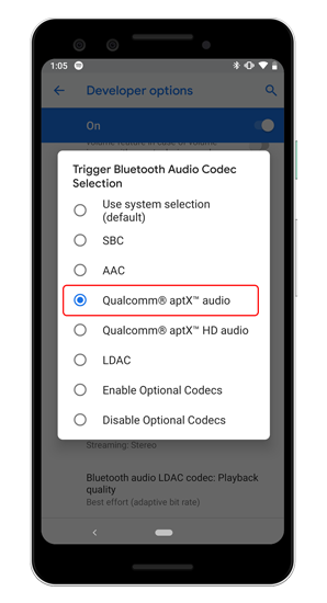 How to Improve Bluetooth Audio Quality on Android and Mac With aptX