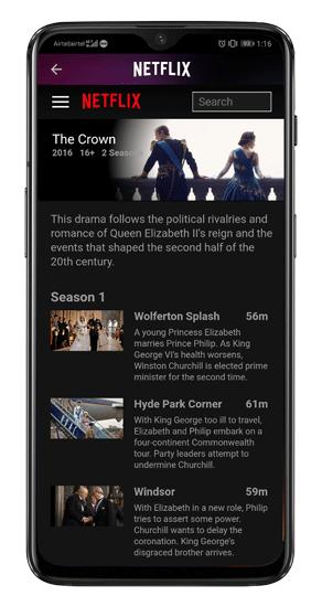 rave-netflix-app