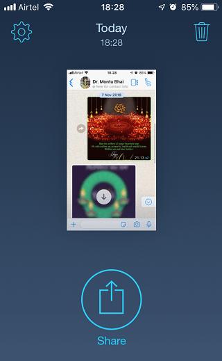 scrolling screenshots on iphone 3