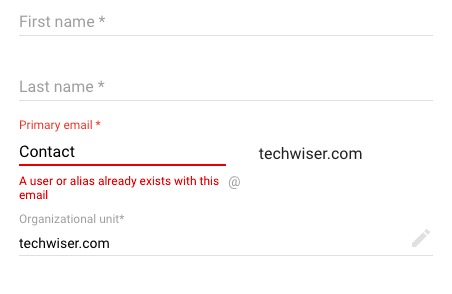 email at techwiser