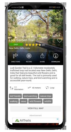 all-trails-route-description
