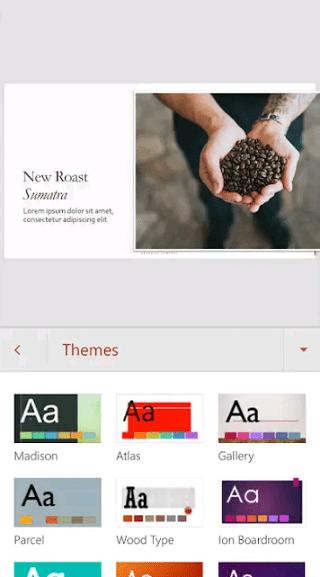 microsoft powerpoint presentation app