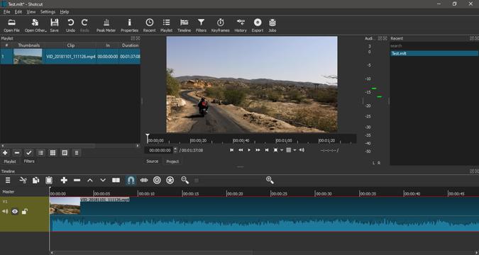 shotcut-video-editor