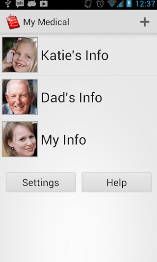 my medical records app