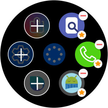 quick shortcut to access the Sleep as Android app