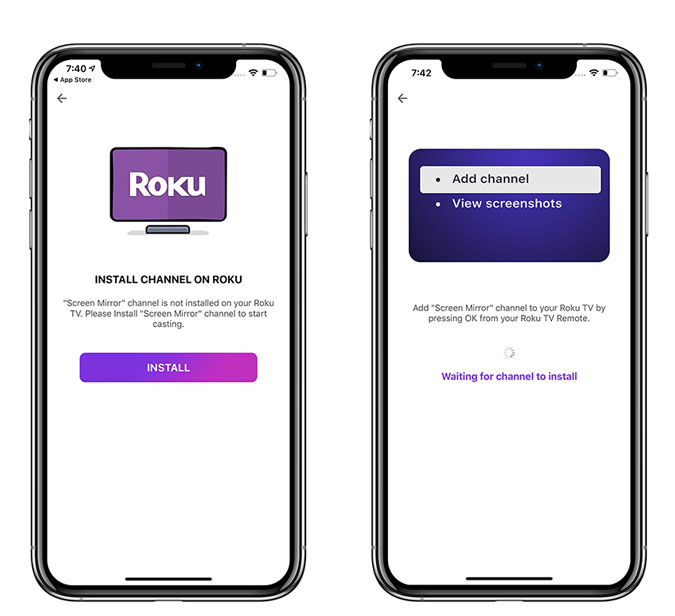 How To Mirror Iphone Roku Techwiser, How To Mirror Iphone Roku Tv Without Wifi Or Apple