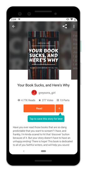 7 Best Creative Writing Apps for Android and iOS | TechWiser