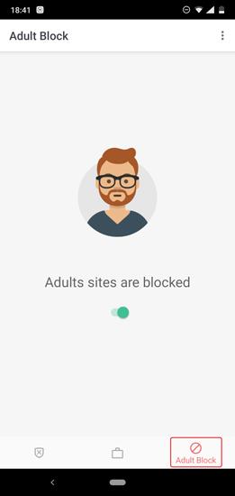 enable-adult-block-blocksite